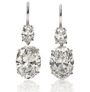 Choosing diamond earrings