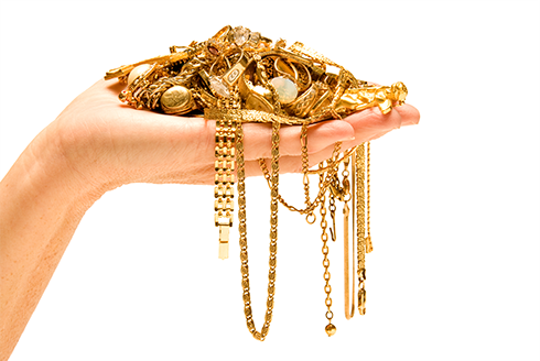 Gold Jewellery | Sell Gold | Liquid Fin