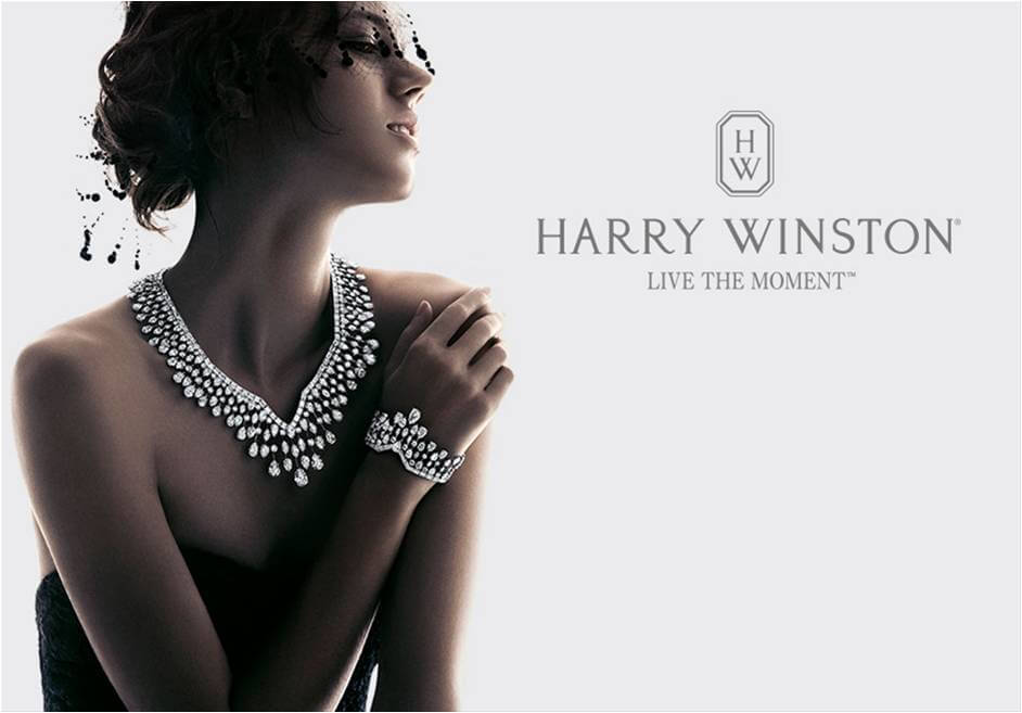 Liquid Finance jewellery Harry Winston