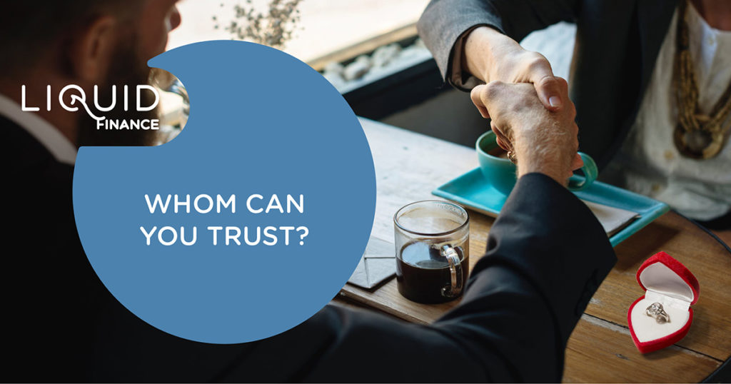 Whom can you trust?